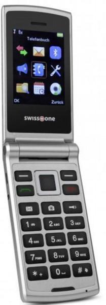 swisstone SC 700 silber Tastenhandy Farb Display 3 Megapixel Kamera Bluetooth