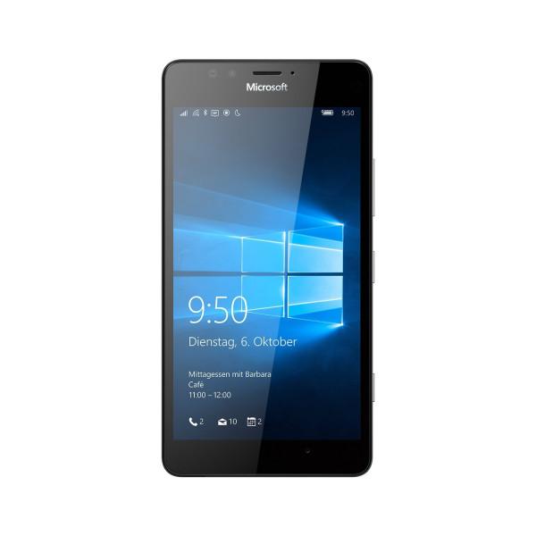 "Nokia Lumia 950 schwarz 32GB Vodafone LTE Windows Smartphone 5,2"" Display 20MPX"
