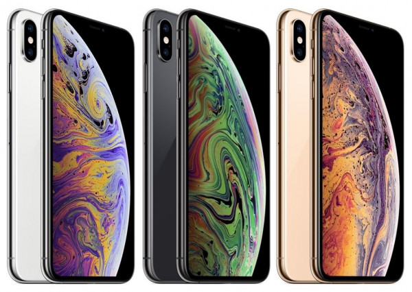 "Apple iPhone XS Max 64GB LTE iOS Smartphone 6,5"" OLED Display 12MPX eSim 4K"
