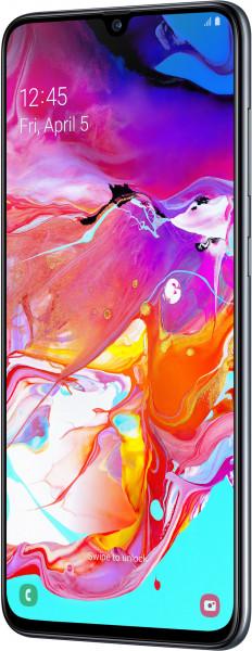"""Samsung A705F Galaxy A70 DualSim schwarz 128GB LTE Android 6,7"""" Display 32 MPX"""