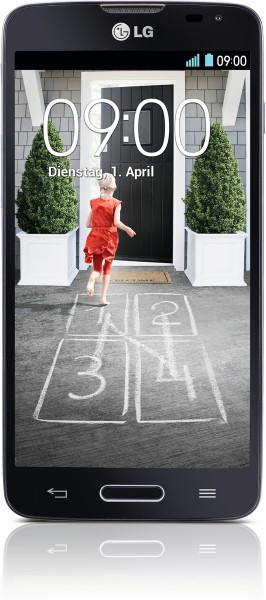 LG L90 schwarz 8GB Android Smartphone ohne Simlock 4,7 Zoll Display 8 Megapixel