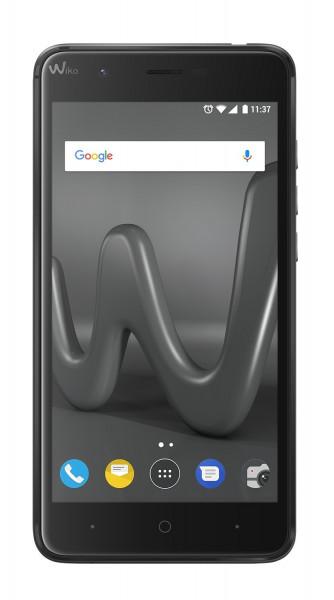 """Wiko Harry 16GB schwarz DualSim LTE Android Smartphone 5"""" Display 13Megapixel"""