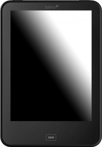 Tolino Vision 2 Book-Reader Touchscreen schwarz 4GB