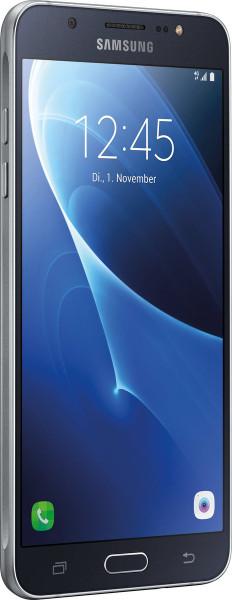 "Samsung Galaxy J7 schwarz 16GB LTE Android Smartphone ohne Simlock 5,5"" Display"