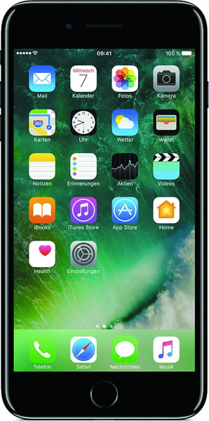 "Apple iPhone 7 256GB Schwarz LTE IOS Smartphone ohne Simlock 4,7"" Display 12 MPX"