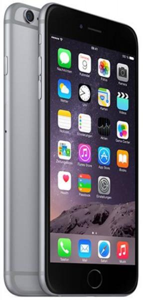 "Apple iPhone 6 Plus 64 GB Spacegrau LTE iOS Smartphone ohne Simlock 5,5"" Display"