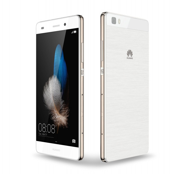"Huawei P8 lite weiß 16GB LTE Android Smartphone ohne Simlock 5"" Display 13 MPX"