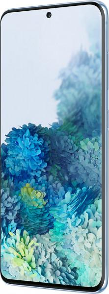 "Samsung G980F Galaxy S20 DualSim cloud blau 128GB LTE Android 6,2"" 12 Megapixel"