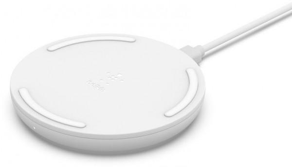 Belkin 15W Wireless Charging Pad Samsung Apple USB-C Fast Charge