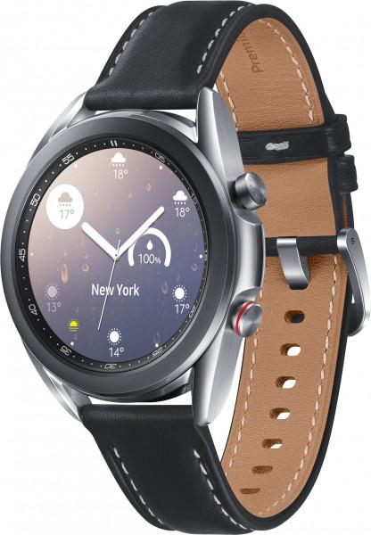 Samsung Galaxy Watch 3 SM-R855 mystic silber 41mm LTE