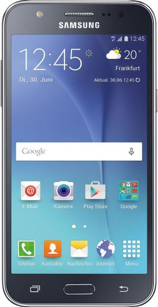 Samsung Galaxy J5 J500FN schwarz 8GB LTE Android Smartphone ohne Simlock 13 MPX
