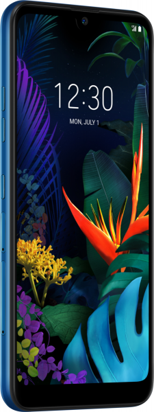 """LG K50 DualSim Moroccan Blue 32GB LTE Android Smartphone Bluetooth 6,3"""" 13 MPX"""