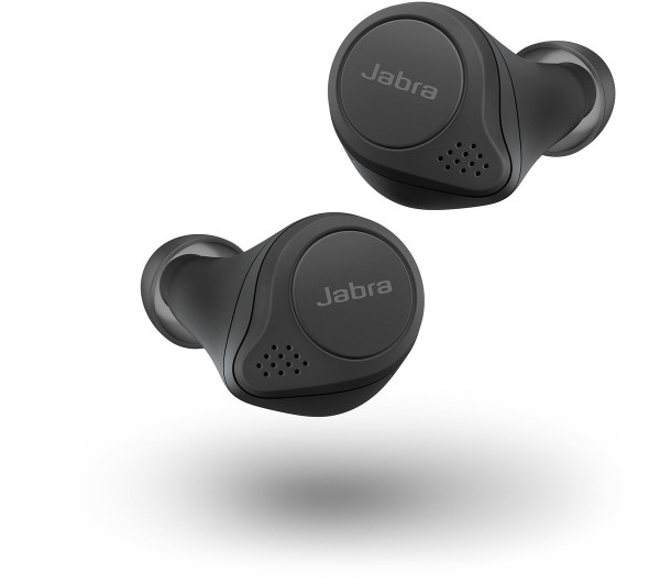 JABRA Elite 75t Bluetooth Headset schwarz
