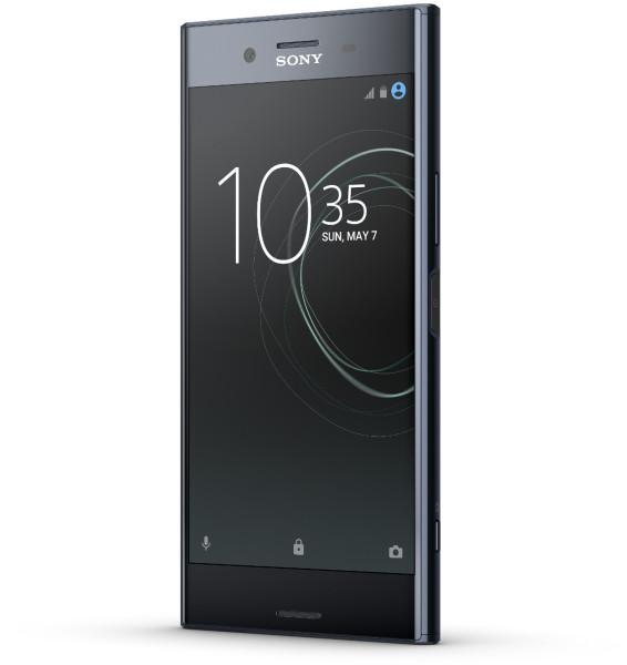 "Sony Xperia XZ Premium 64GB schwarz LTE Android Smartphone ohne Simlock 5,5"""