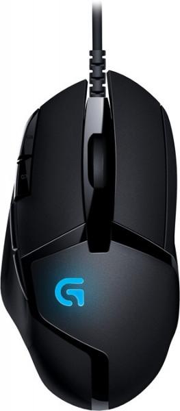 Logitech G402 schwarz USB Laser Gaming Maus kabelgebunden max. 4000dpi