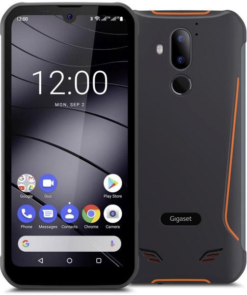"Gigaset GX290 DualSim Dark Titanium Grau 32GB LTE Android Outdoor 6,1"" 13 MPX"