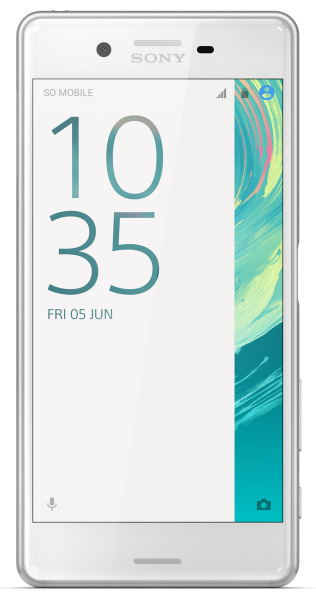 """Sony Xperia X Performance wei§ 32GB LTE 23MPX 5"""" Android Smartphone ohne Simlock"""