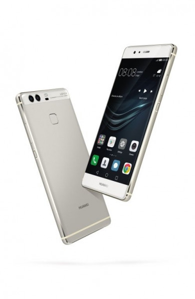 Huawei P9 silber 32GB LTE Android 5,2 Zoll Display Smartphone ohne Simlock Leica
