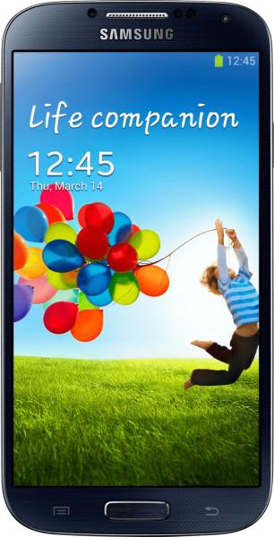 "Samsung Galaxy S4 LTEplus schwarz 16GB LTE Android Smartphone 5"" Display 13MPX"