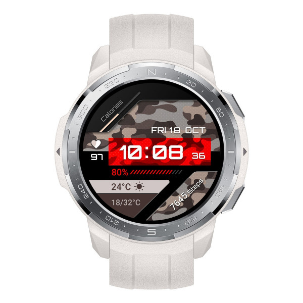 Honor Watch GS Pro Kanon-B19P - weiß