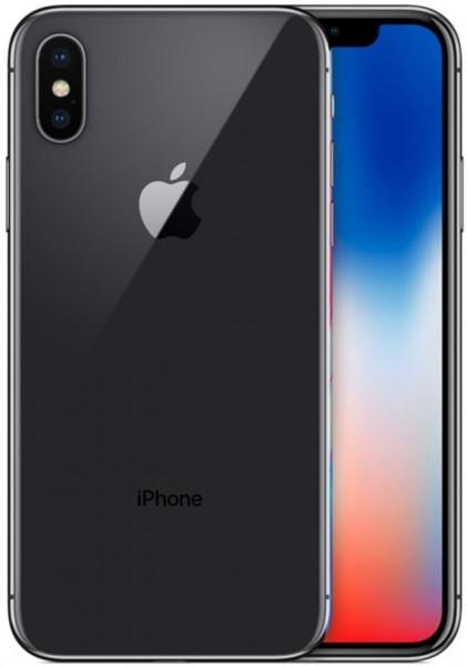 Apple iPhone X spacegrau 256GB