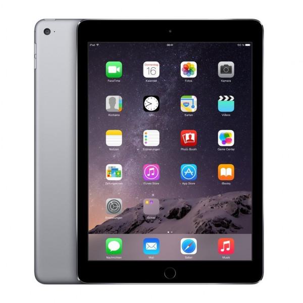"""Apple iPad Air 2 spacegrau 128GB LTE iOS Tablet 9,7"""" RetinaDisplay 8Megapixel"""