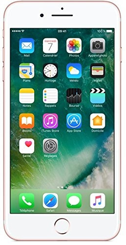 Apple iPhone 7 Plus 128GB Rosegold 5,5 Zoll Display iOS Smartphone ohne Simlock