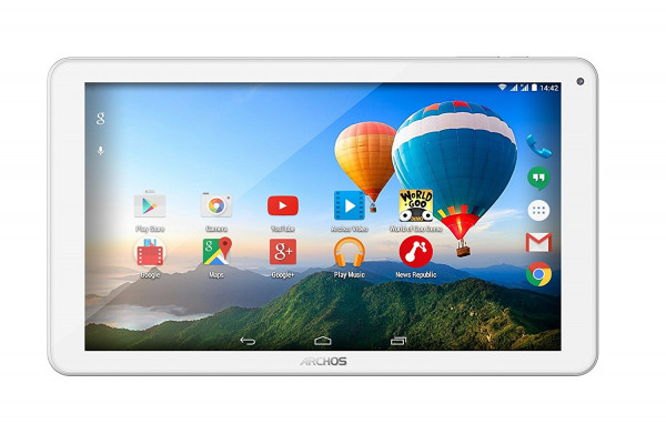 "Archos 101 Xenon Lite weiß silber 3G 16GB Android Tablet PC 10,1"" Display"
