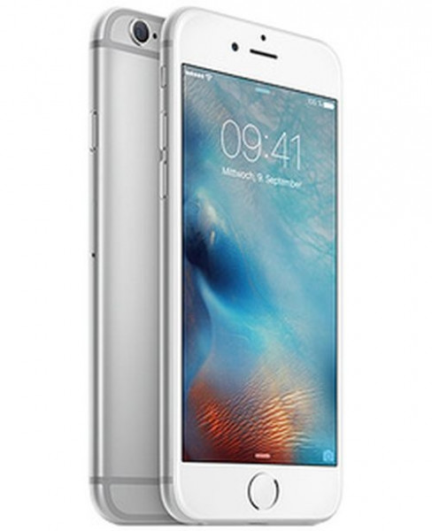 "Apple iPhone 6s 128GB Silber iOS LTE Smartphone ohne Simlock 4,7"" Display 12 MPX"