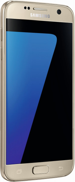 """Samsung Galaxy S7 32GB gold LTE Android Smartphone ohne Simlock 5,2"""" Display"""
