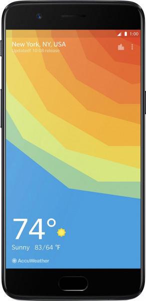 OnePlus 5T DualSim schwarz 128GB