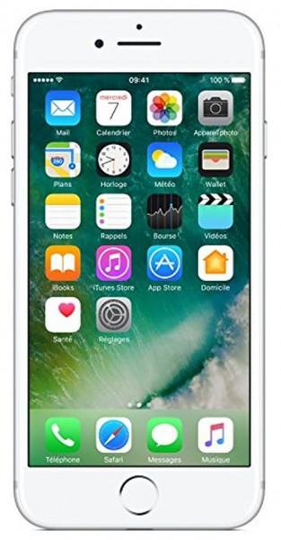 "Apple iPhone 7 256GB Silber LTE IOS Smartphone ohne Simlock 4,7"" Display 12 MPX"