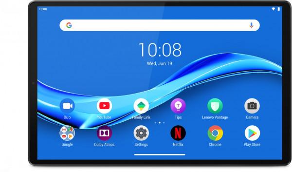 "Lenovo Smart Tab M10 Plus 10"" schwarz 64GB"