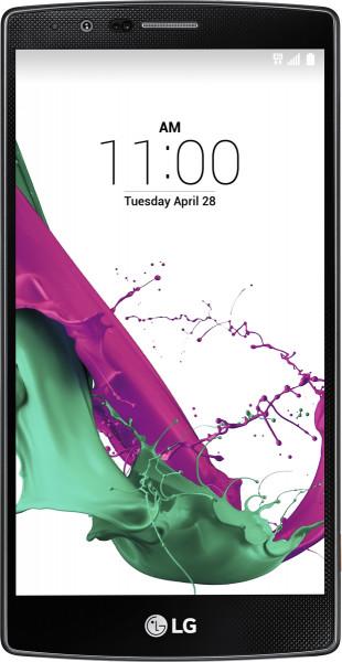 "LG G4 32GB grau LTE Android Smartphone ohne Simlock 5,5"" Display 16 Megapixel"