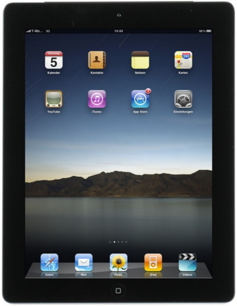Apple iPad 4 schwarz 64GB WiFi + 4G