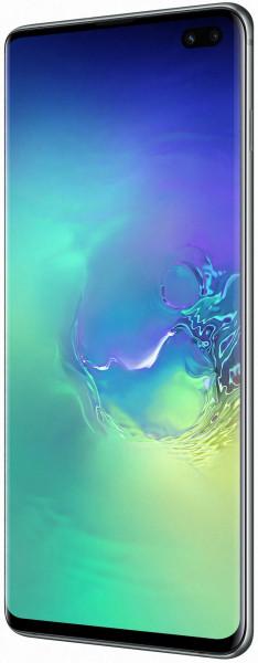 "Samsung Galaxy S10+ DualSim Prism Grün 128GB LTE Android Smartphone 6,4"" 16 MPX"