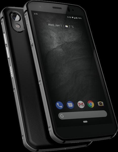 CAT S52 DualSim schwarz 64GB
