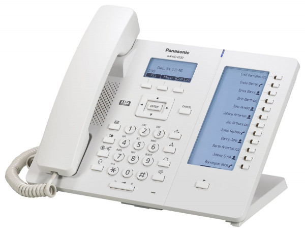 KX-HDV230NE SIP Telefon weiss