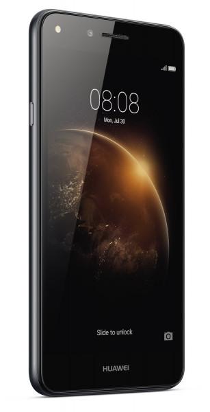 "Huawei Y6 II compact schwarz Dual Sim 16GB Android 5"" Smartphone ohne Simlock"