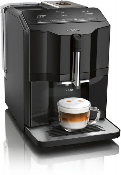 Siemens Kaffeevollautomat EQ.300 TI35A509DE schwarz