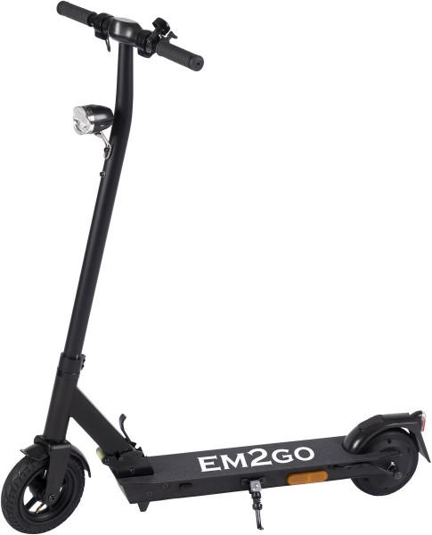 EM2GO E-Scooter FW103ST mit Straßenzulassung, 5.0Ah Akku