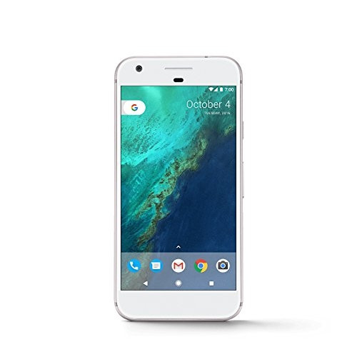 Google Pixel 128GB silber 5 Zoll Display LTE Android Smartphone ohne Simlock