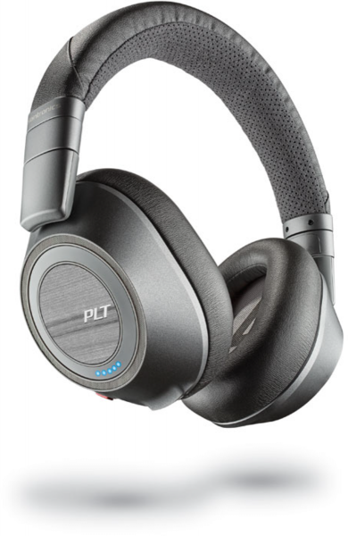 Plantronics BACKBEAT PRO 2 SE grau Kopfhörer Over ear Headset Bluetooth Musik