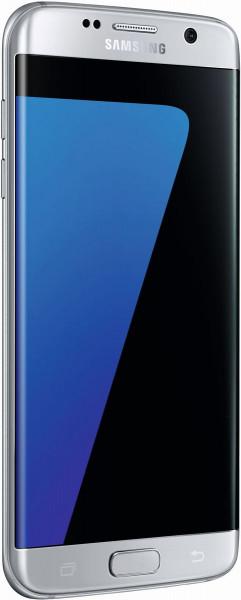 "Samsung Galaxy S7 edge 32GB Silber LTE 5,5"" Android Smartphone ohne Simlock 12MP"