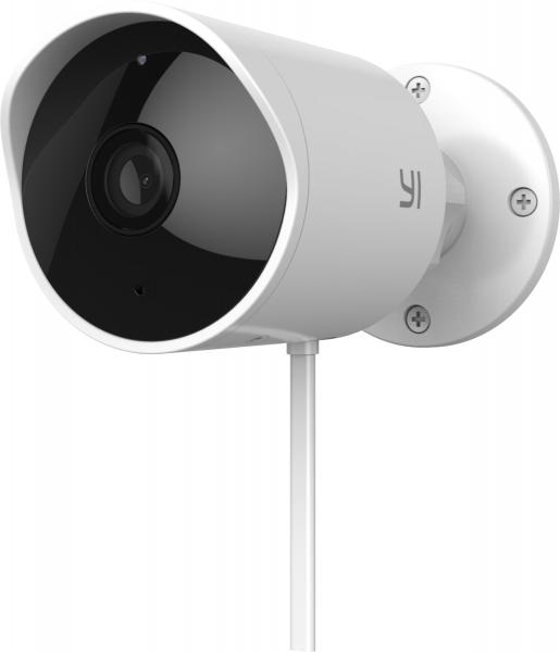 YI Outdoor Camera 1080p PTZ-Kamera Wandmontage Infrarotkamera Nachtsicht