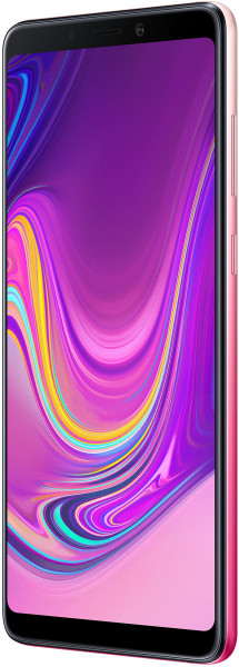 Samsung A920FN Galaxy A9 2018 DualSim pink 128GB LTE Android Smartphone 6,3""