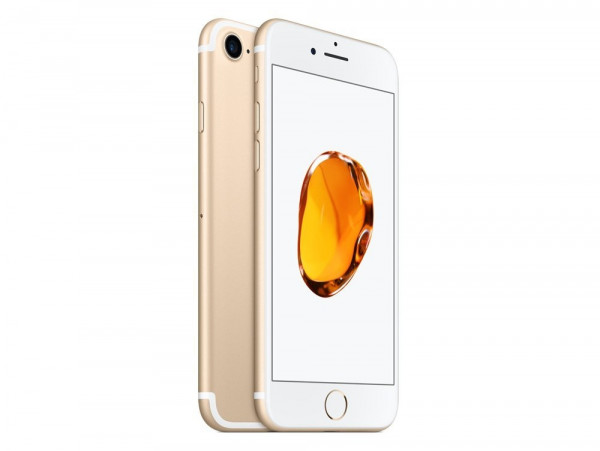 "Apple iPhone 7 128GB Gold iOS LTE 4,7"" Display Smartphone ohne Simlock 12MPX"