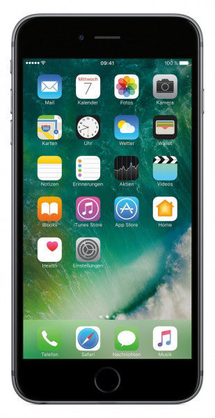 "Apple Iphone 6S Plus 128GB Spacegrau LTE iOS Smartphone ohne Simlock 5,5"" 12 MPX"