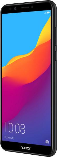 "Honor 7C DualSim schwarz 32GB LTE Android Smartphone 5,99"" Display 13Megapixel"