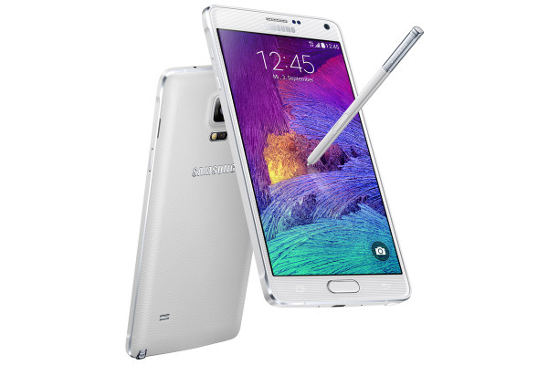 "Samsung Galaxy Note 4 weiß 32GB LTE Android 5,7"" Smartphone ohne Simlock 16MPX"